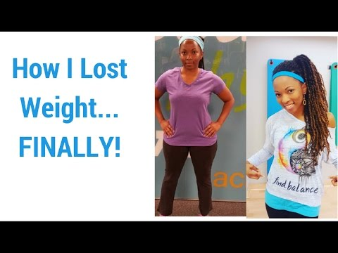 How I lost weight - Fresh Start With Joyce Episode 9