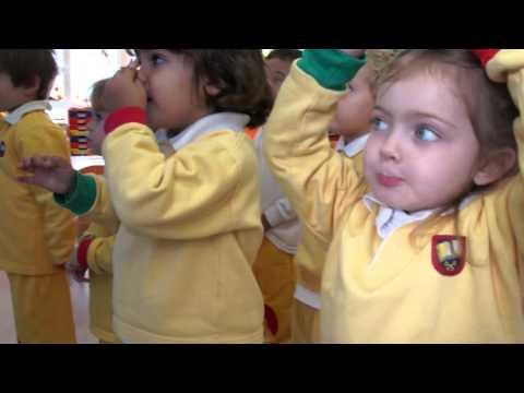 Our Jolly Phonics!  Nursery 3