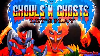 Let's Play Ghouls 'n Ghosts (arcade version)
