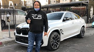 Sarkis BUYS his Dream Car BMW (X6M) & MAYBACH 2 Tone Wrap.