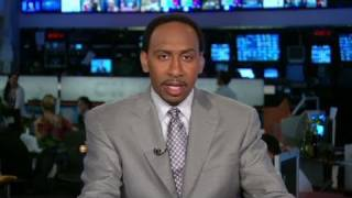 Stephen A. Smith talks NBA lockout