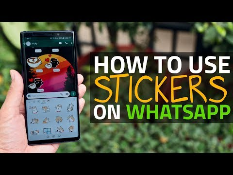 WhatsApp Stickers: How to Download and Send | NDTV