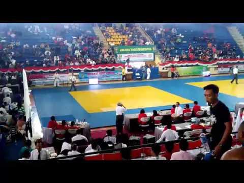 Kejuaraan Kartika Cup X 2017 Bali vs Lampung