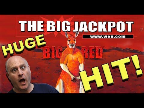 ?HUGE HIT on BIG RED!! ?$50 / SPIN = BIG JACKPOT! ? - 동영상