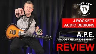 J. Rockett Audio Designs A.P.E. - Review