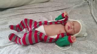 new baby rare htf reborn baby doll kit