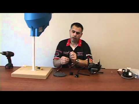 Mr.Bulletfeeder® by Double-Alpha - Assembling and adjusting the mount