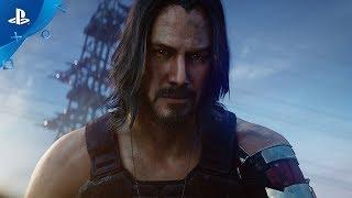 Cyberpunk 2077 | Official Cinematic E3 Trailer | PS4