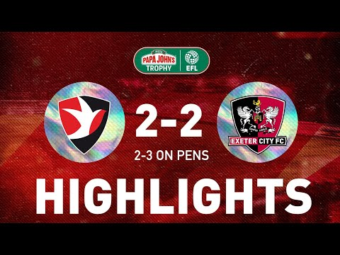 Cheltenham Exeter City Goals And Highlights