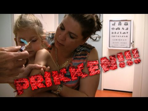 Vlog 226: POLIO PRIKKEN!!!
