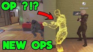 Iana is OP ?!? - Rainbow Six Siege Gameplay