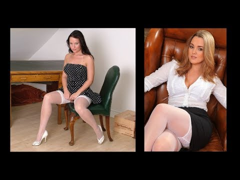 Sexy Women Wearing White Stockings and High Heels from YouTube · Duration:  1 minutes 33 seconds