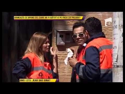 Jean de la Craiova a spart-o pe Gina Pistol ( Acces Direct ) 14.05.2013