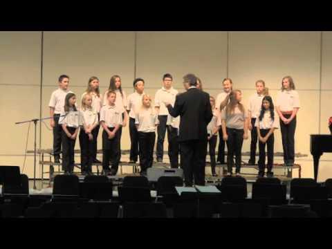 Winlock Middle School Choir Christmas Concert December 14 2015