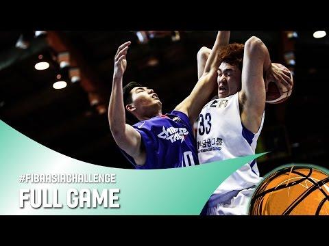 Korea v Chinese Taipei - Full Game - Quarter Final - FIBA Asia Challenge 2016