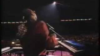 Part Time Lover Stevie Wonder Live 1985
