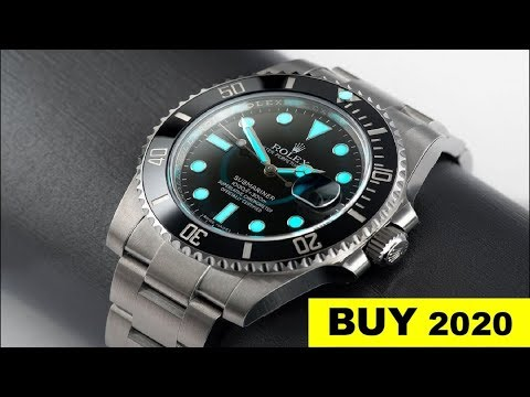 TOP 10: Best Stylish Rolex Watches For Men 2020