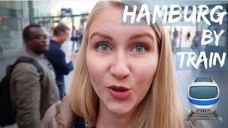Berlin to Hamburg by Train