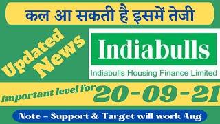 20 - Sept, indiąbulls share analysis // indiabulls share price target // IBULHSGFIN NEWS