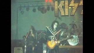 Ace Frehley - Back Into My Arms (First Live Show)