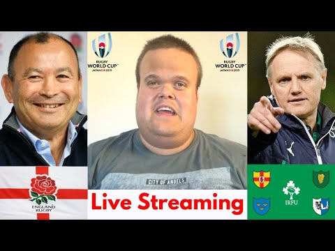 England Vs Ireland Live Stream | Rugby World Cup Warm Up
