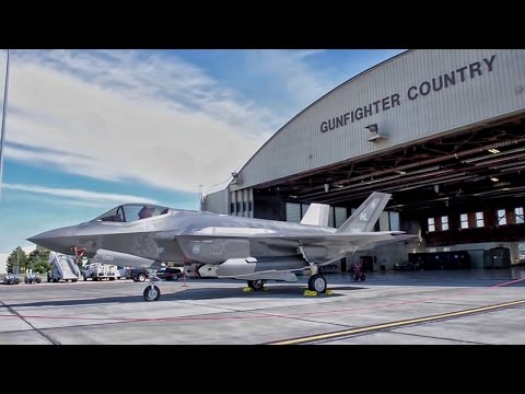 F-35A The Game Changer • Fighter Jet Software Bugs Killed