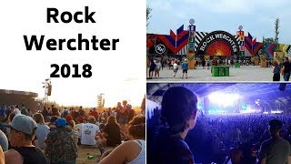 What It's Like to Go to Rock Werchter   Vlog 2018