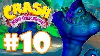 CRASH MIND OVER MUTANT #10 - MAGO DO TEMPO