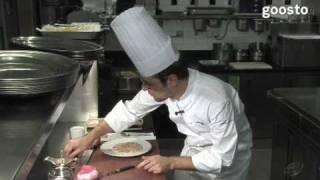 Carpaccio de Saint-Jacques Citron caviar