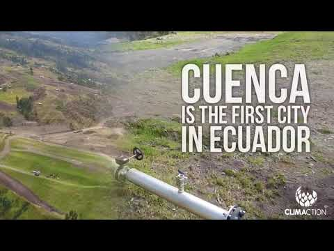 Turning waste into green energy - The EMAC bioenergy generation plant of Cuenca, Ecuador
