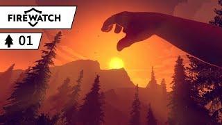 Willkommen im Nationalpark! ► Firewatch #01
