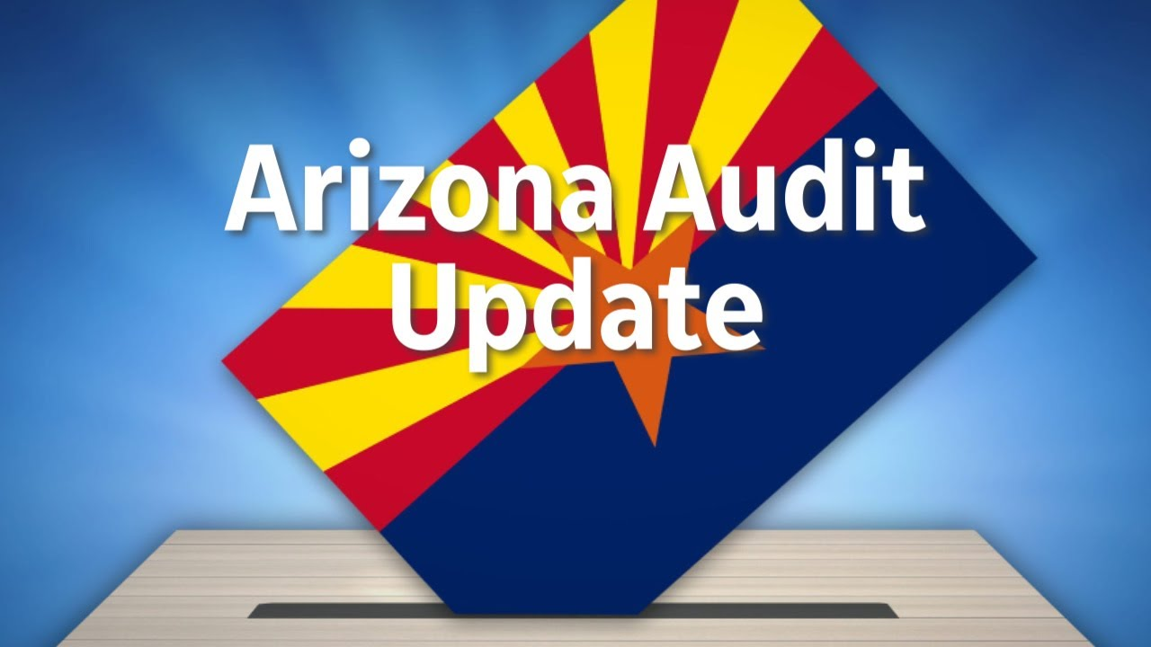 Download Arizona Audit report presentation, Cyber Ninjas share their results of election audit