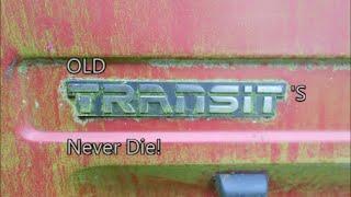 1991 FORD TRANSIT - First start 2014