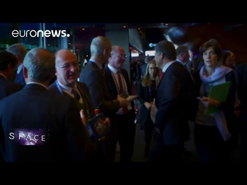 ESA Euronews: Ministerial 2016, Europe's future in space