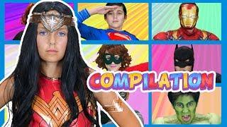 Super Hero Compilation | FunPop!