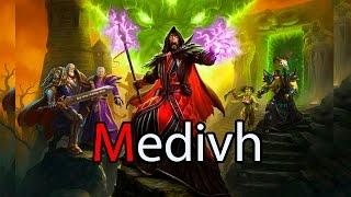 World of Warcraft el Lore de Medivh por Dange