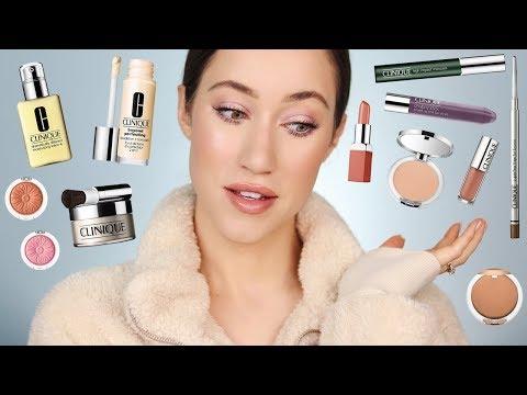 I Finally Tried Clinique Makeup...