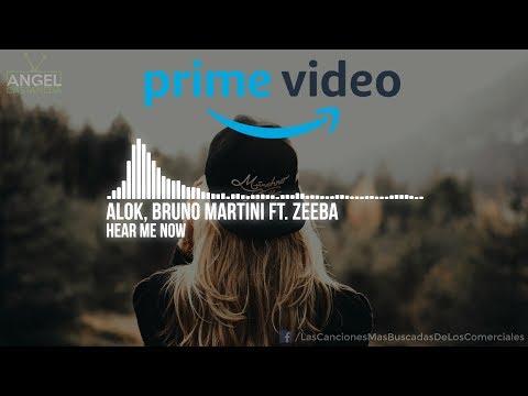 Canción que usa Amazon en su Comercial Marzo 2018 (Amazon Prime Video)