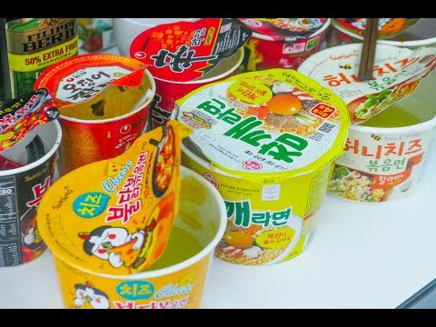 The Best And Worst Of Korean Spicy Noodles Warning Try At Your