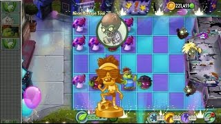 Plants vs Zombies 2 - Neon Mixtape Tour Zomboss: Zombot Multi-stage Masher