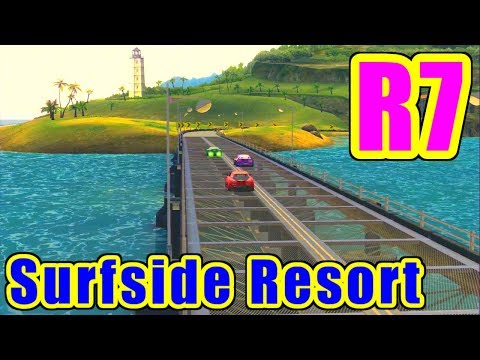 Surfside Resort - RIDGERACER 7 / リッジレーサー7