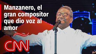 Armando Manzanero muere a los 85 años