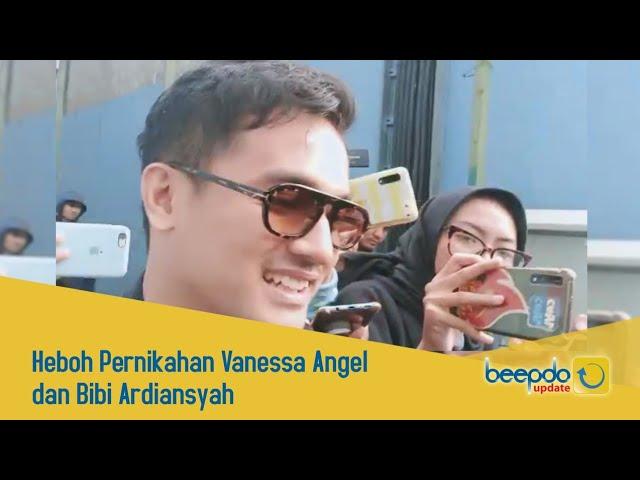 Resepsi Pernikahan Vanessa Angel Bibi Ardiansyah Digelar 8