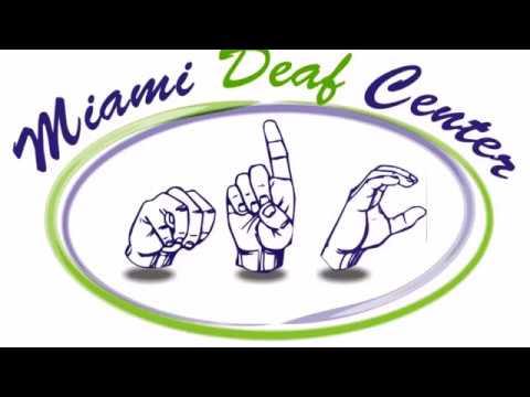"Miami Deaf Center - ""Hurricane"""