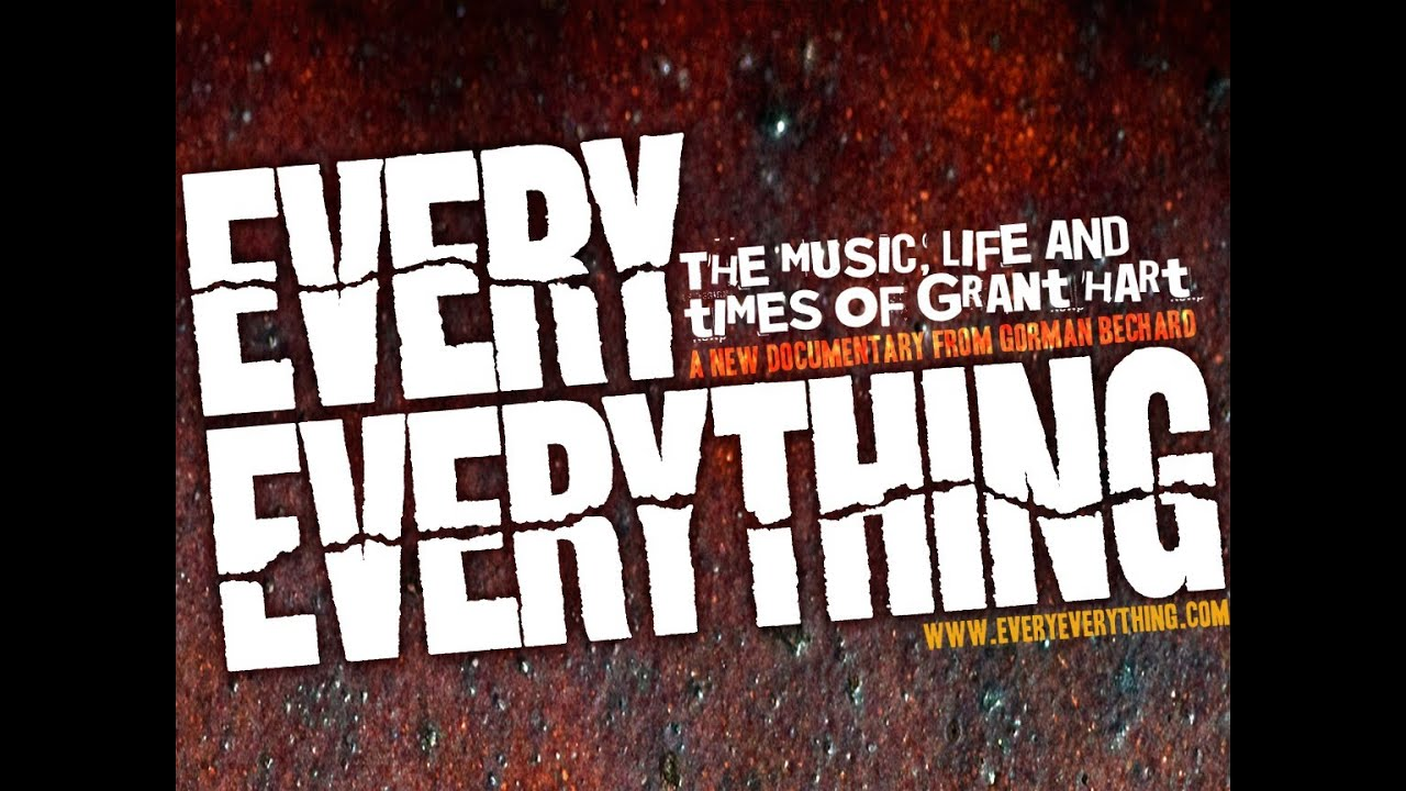 Every Everything: the music, life & times of Grant Hart - TRAILER