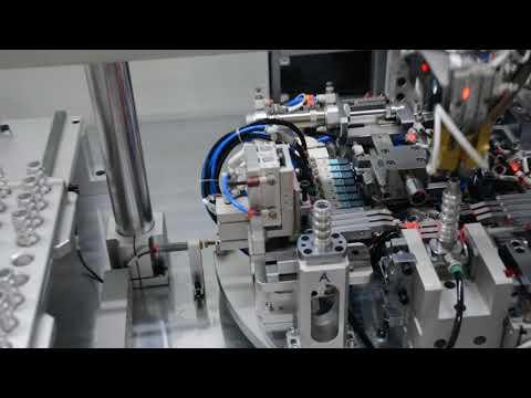 OCV Automatic Assembly Machine