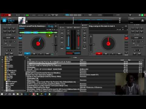Virtual Dj 8 Tips by Dj Cobby   How to set Manual Keys for the Crossfader