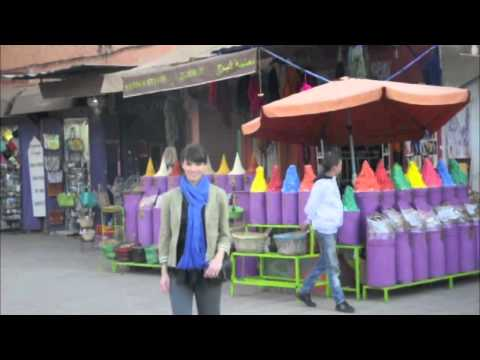 Travel Guide to the Best Vacation! Morocco Marrakech