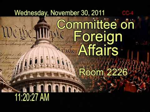 Subcommittee Hearing: Compact of Free Association with the Republic of Palau: Assessing the...