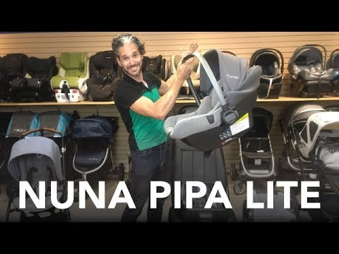 Nuna Pipa Lite Infant Car Seat 2017 | Reviews | Ratings | Prices | Comparisons